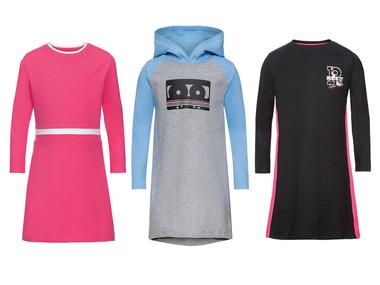 PEPPERTS® Dívčí mikinové šaty