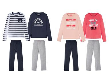 PEPPERTS® Dívčí pyžamo BIO, 2 kusy