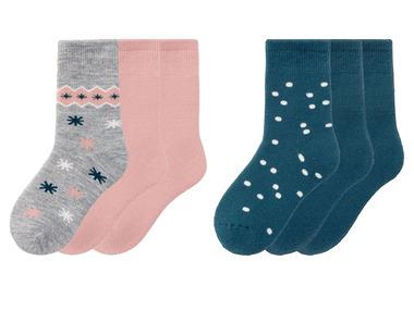 PEPPERTS® Dívčí termo ponožky