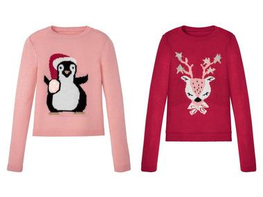 PEPPERTS® Dívčí vánoční svetr