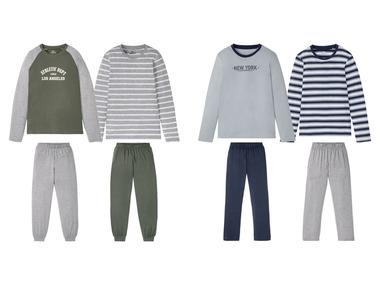 PEPPERTS® Chlapecké pyžamo BIO, 2 kusy