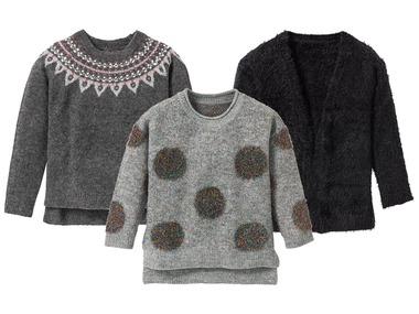 PEPPERTS® Dívčí pletený svetr