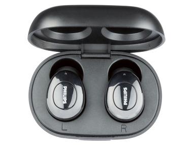 PHILIPS Bezdrátová sluchátka In Ear True Wireless TAT2205BK