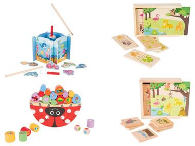 PLAYTIVE® Dřevěná motorická hra