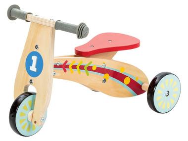 PLAYTIVE® Dřevěné odrážedlo