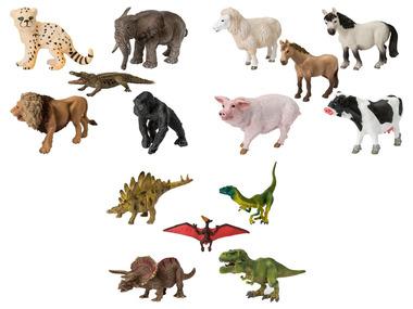 PLAYTIVE® Figurky zvířat na hraní