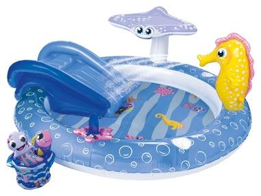 PLAYTIVE®JUNIOR Dětský bazén se skluzavkou