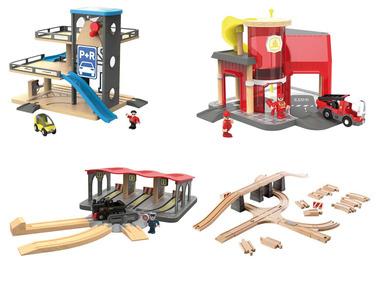 PLAYTIVE® Doplňky k železnici / autodráze