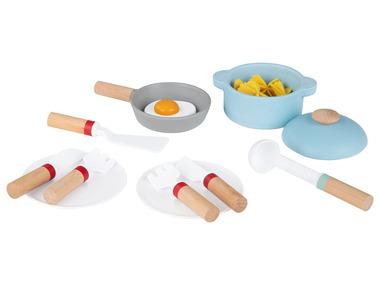 PLAYTIVE® Dřevěná kuchyňská sada