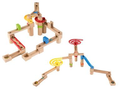 PLAYTIVE® Dřevěná kuličková dráha