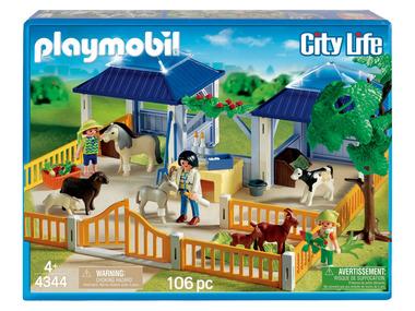 Playmobil Chovná stanice