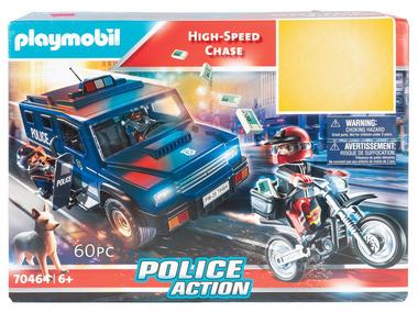 Playmobil Policejní zásah
