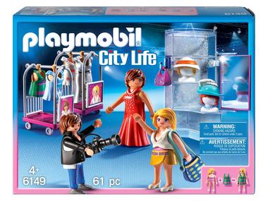 Playmobil Top modelky s fotografem