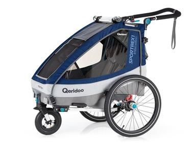 Qeridoo Vozík za kolo Sportrex 1 2020 Limited Edition