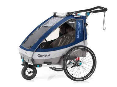 Qeridoo Vozík za kolo Sportrex 2 2020 Limited Edition