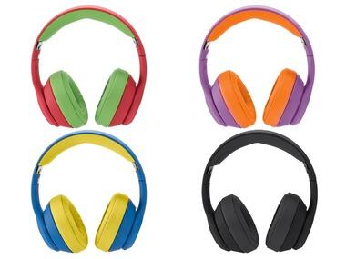 SILVERCREST® Bluetooth® sluchátka On Ear SKBT 5.0 A1