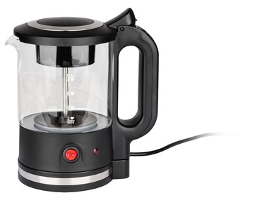 SILVERCREST® Elektrická konvice na čaj STK 650 B2
