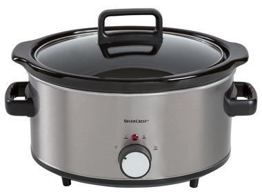 SILVERCREST® Elektrický hrnec na pomalé vaření SSC6 320 A1