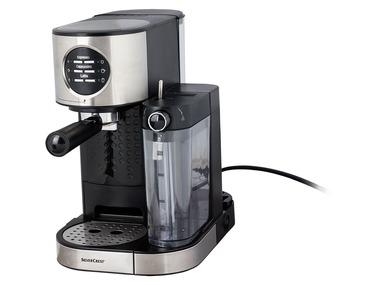 SILVERCREST® Espresso kávovar s napěňovačem mléka SEMM 1470 A1