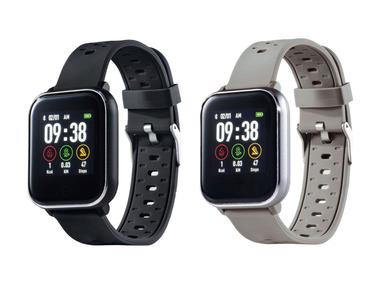 SILVERCREST® Fitness chytré hodinky