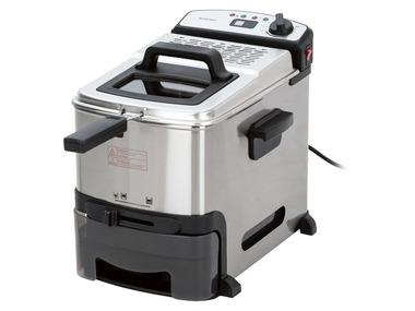 SILVERCREST® Fritéza s funkcí čištění oleje SFB 2300 A1