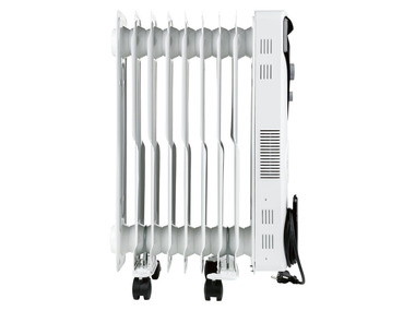 SILVERCREST® Olejový radiátor
