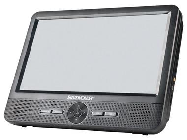 SILVERCREST® Přenosný DVD přehrávač SPDP 18 A1