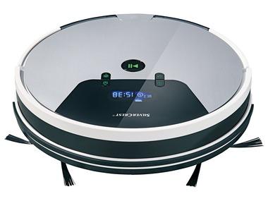 SILVERCREST® Robotický vysavač s podporou Wi-Fi