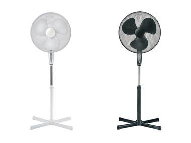 SILVERCREST® Stojanový ventilátor s dálkovým ovládáním