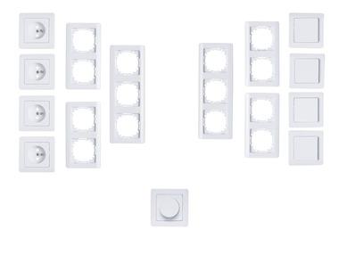 SILVERCREST® Zásuvky / Vypínače / Stmívač osvětlení
