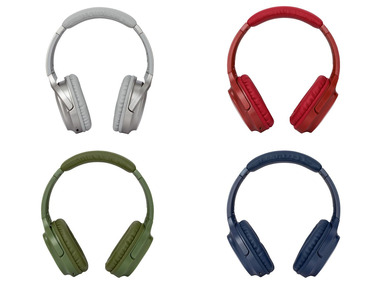 SILVERCREST® Bluetooth® sluchátka On-Ear
