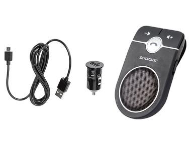 SILVERCREST® Bluetooth handsfree SBTF 10 F1