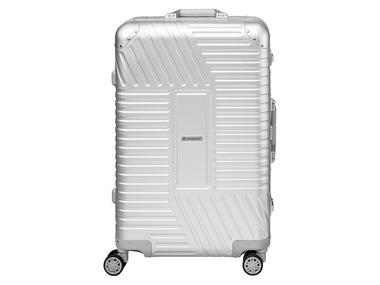 TOPMOVE® Hliníkový skořepinový kufr 68 l