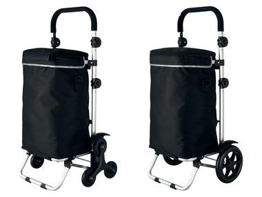 TOPMOVE® Nákupní taška na kolečkách