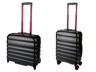 TOPMOVE® Skořepinový palubní kufr / business kufr