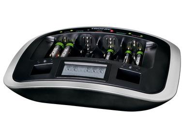 TRONIC® Univerzální nabíječka baterií TLG 1000 D6