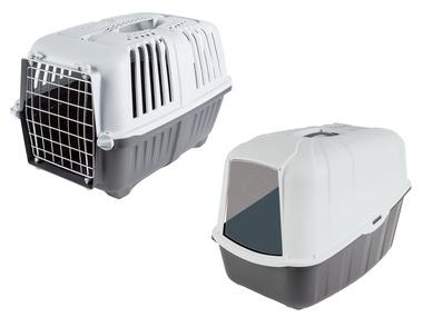 ZOOFARI® Kočičí toaleta / přepravní box