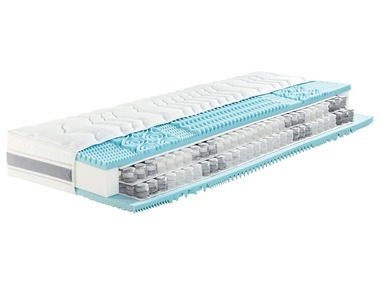 f.a.n. 7zónová dvojitá taštičková matrace DuoSpring PremiumTvrdost:Výška: Rozměry: