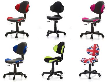 hjhOFFICE Dětská židle KIDDY GTI-2